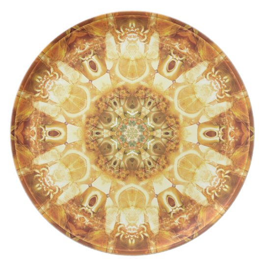 Mandalas from the Heart of Change 3, Gift Items Plate