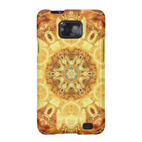 Mandalas from the Heart of Change 3, Gift Items Samsung Galaxy S2 Case