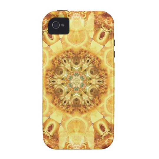 Mandalas from the Heart of Change 3, Gift Items Vibe iPhone 4 Covers