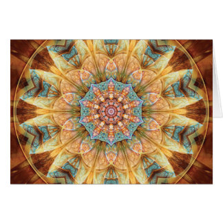 Mandalas from the Heart of Change 4, Card