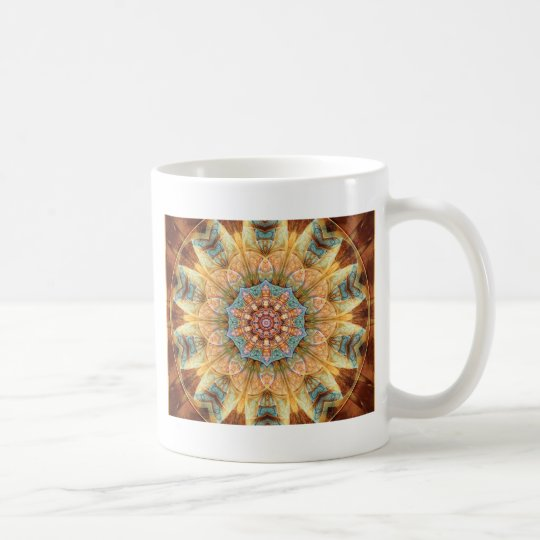 Mandalas from the Heart of Change 4, Gift Items Coffee Mug