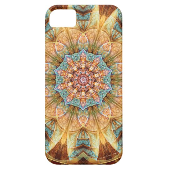 Mandalas from the Heart of Change 4, Gift Items iPhone 5 Covers