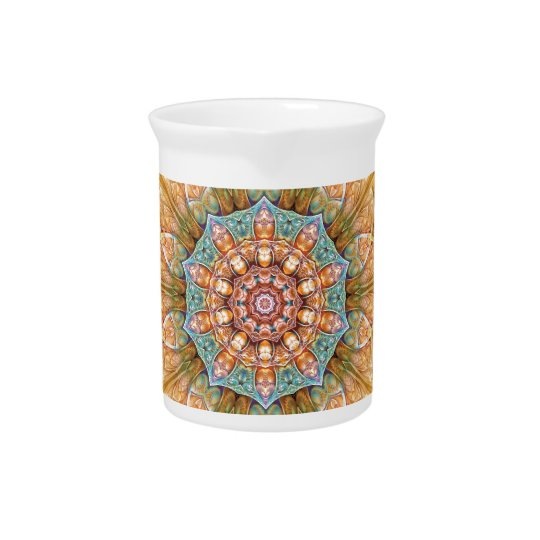 Mandalas from the Heart of Change 4, Gift Items Pitcher