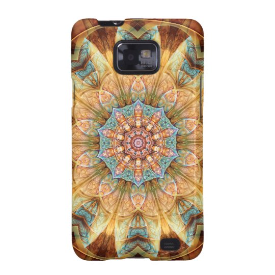 Mandalas from the Heart of Change 4, Gift Items Samsung Galaxy S2 Cover