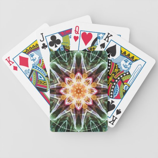 Mandalas from the Heart of Change 5, Gift Items Bicycle Playing Cards