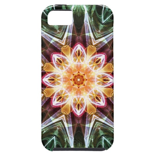 Mandalas from the Heart of Change 5, Gift Items iPhone 5 Cover