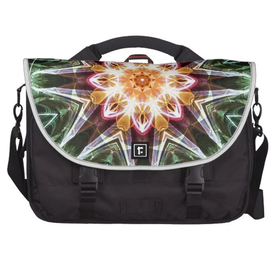 Mandalas from the Heart of Change 5, Gift Items Laptop Bag