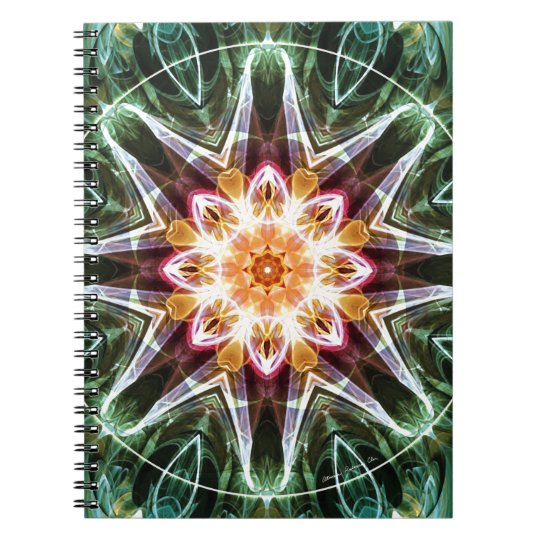 Mandalas from the Heart of Change 5, Gift Items Notebook