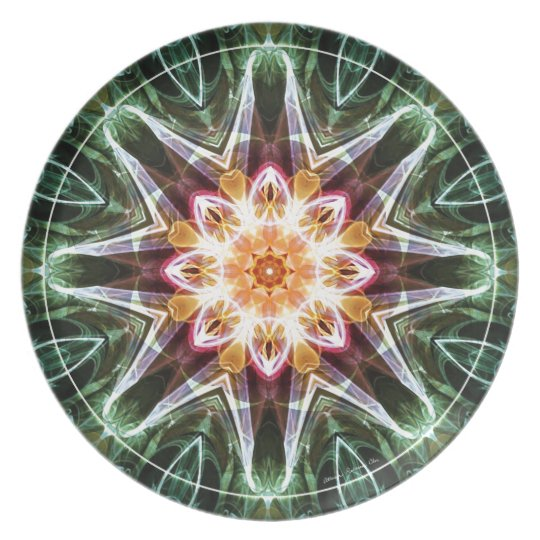 Mandalas from the Heart of Change 5, Gift Items Plate