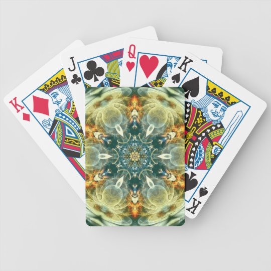Mandalas from the Heart of Change 6, Gift Items Bicycle Playing Cards