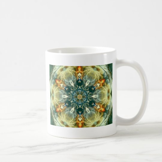 Mandalas from the Heart of Change 6, Gift Items Coffee Mug
