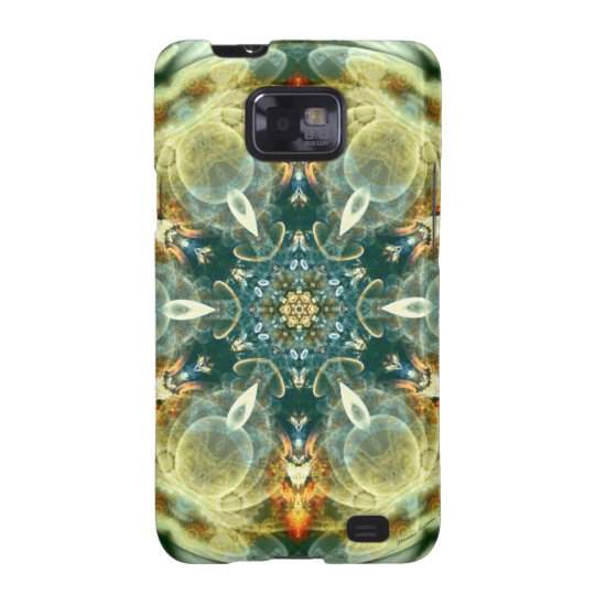 Mandalas from the Heart of Change 6, Gift Items Galaxy S2 Covers