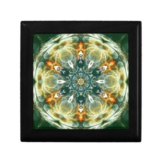 Mandalas from the Heart of Change 6, Gift Items Gift Box