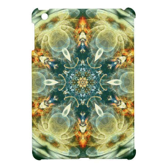 Mandalas from the Heart of Change 6, Gift Items iPad Mini Cover