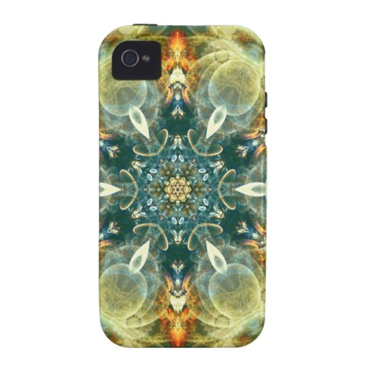 Mandalas from the Heart of Change 6, Gift Items iPhone 4 Cover