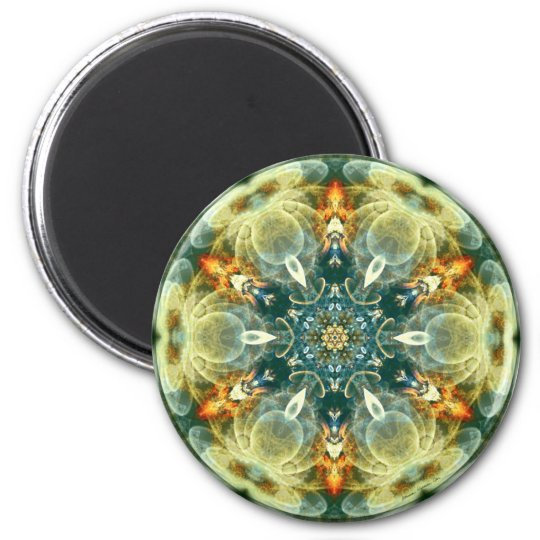 Mandalas from the Heart of Change 6, Gift Items Magnet