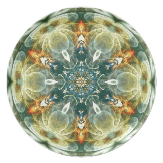Mandalas from the Heart of Change 6, Gift Items Plate