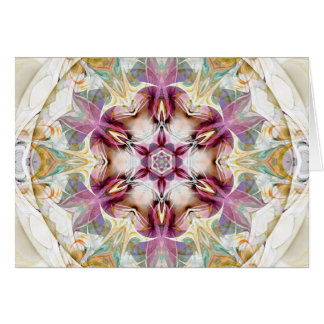 Mandalas from the Heart of Change 7, Card
