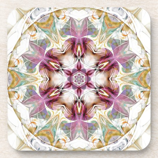 Mandalas from the Heart of Change 7, Gift Items Coaster