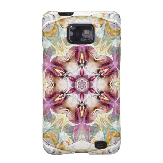 Mandalas from the Heart of Change 7, Gift Items Galaxy S2 Case