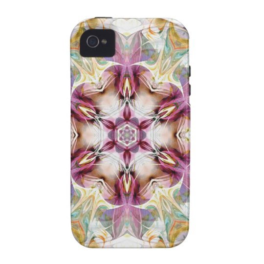 Mandalas from the Heart of Change 7, Gift Items iPhone 4 Case