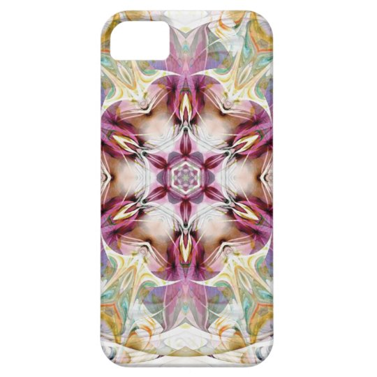 Mandalas from the Heart of Change 7, Gift Items iPhone 5 Cover