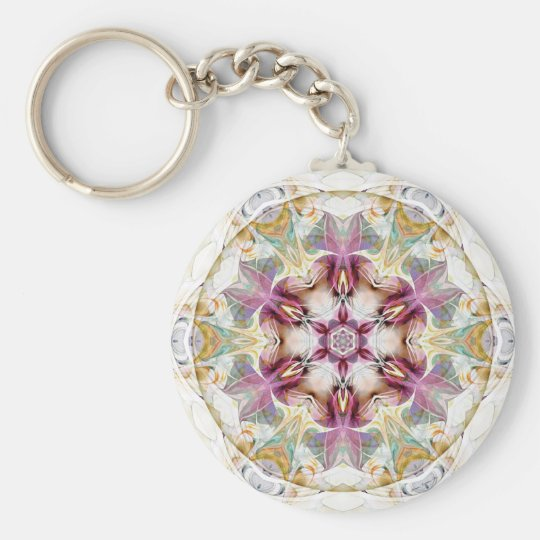Mandalas from the Heart of Change 7, Gift Items Keychain