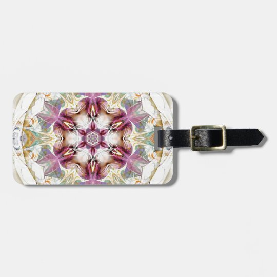 Mandalas from the Heart of Change 7, Gift Items Luggage Tag