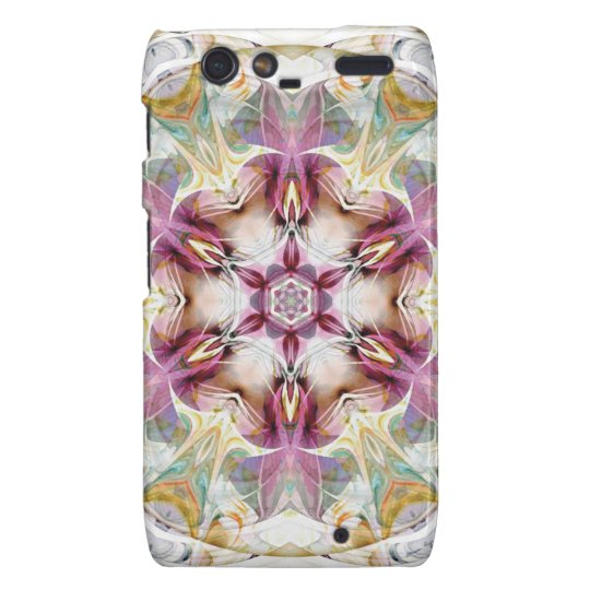 Mandalas from the Heart of Change 7, Gift Items Motorola Droid RAZR Covers