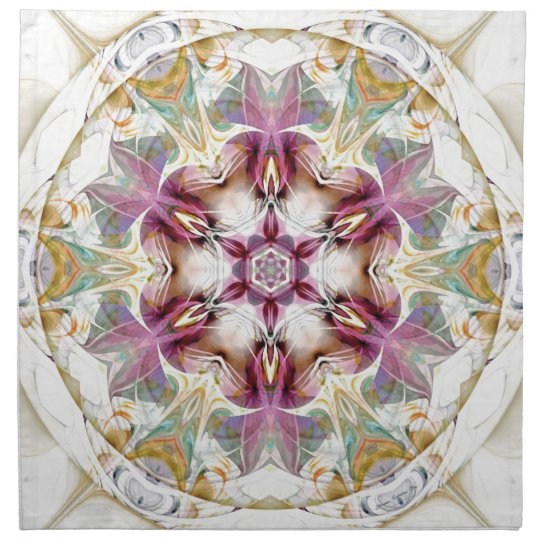 Mandalas from the Heart of Change 7, Gift Items Napkin