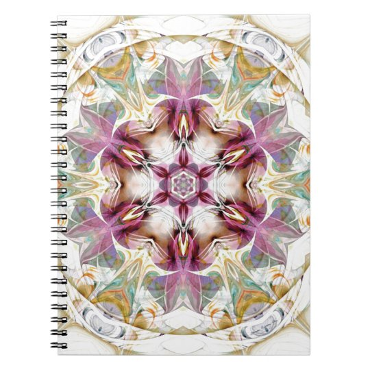 Mandalas from the Heart of Change 7, Gift Items Notebook