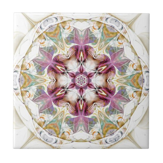 Mandalas from the Heart of Change 7, Gift Items Tile