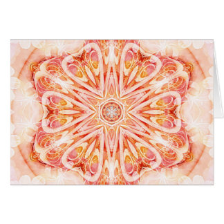 Mandalas from the Heart of Change 8, Card
