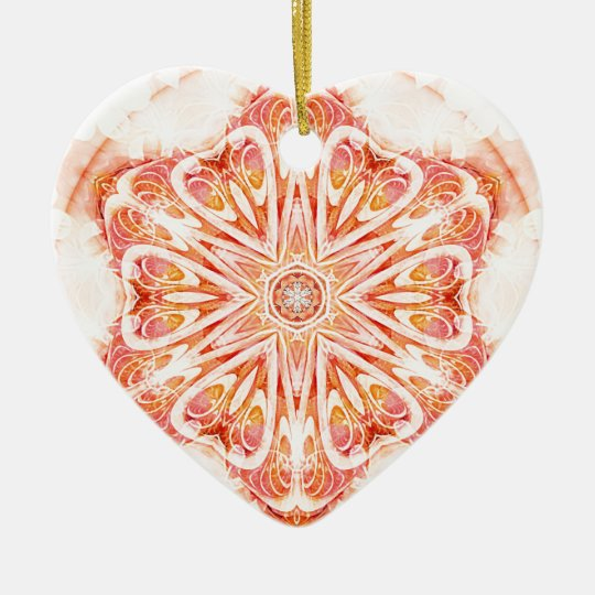 Mandalas from the Heart of Change 8, Gift Items Ceramic Ornament