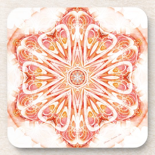 Mandalas from the Heart of Change 8, Gift Items Coaster