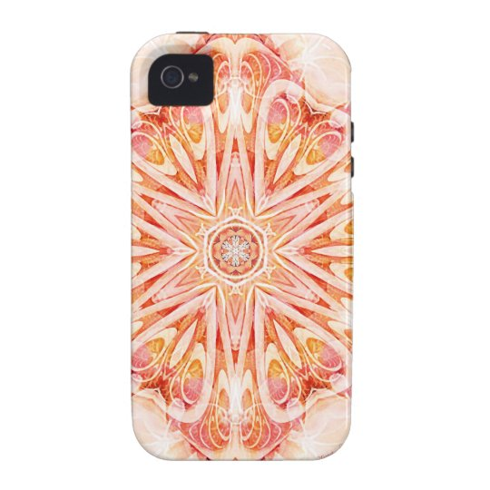 Mandalas from the Heart of Change 8, Gift Items iPhone 4 Cover
