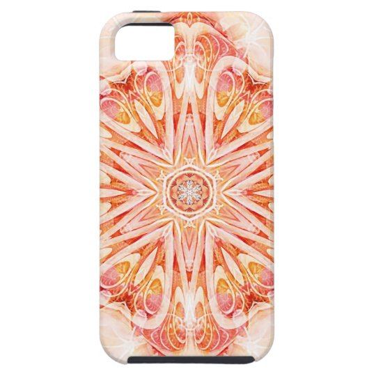 Mandalas from the Heart of Change 8, Gift Items iPhone 5 Cover