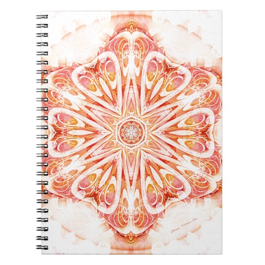 Mandalas from the Heart of Change 8, Gift Items Notebook