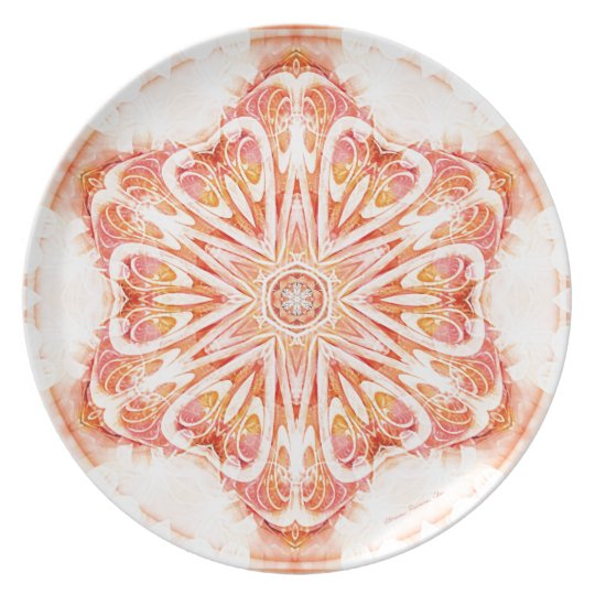 Mandalas from the Heart of Change 8, Gift Items Plate