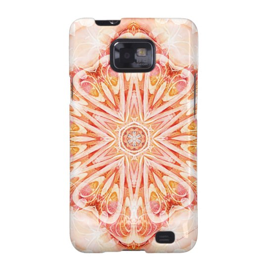 Mandalas from the Heart of Change 8, Gift Items Samsung Galaxy SII Case