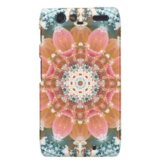 Mandalas from the Heart of Change 9, Gift Items Droid RAZR Cover