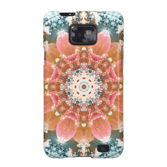 Mandalas from the Heart of Change 9, Gift Items Galaxy S2 Cover