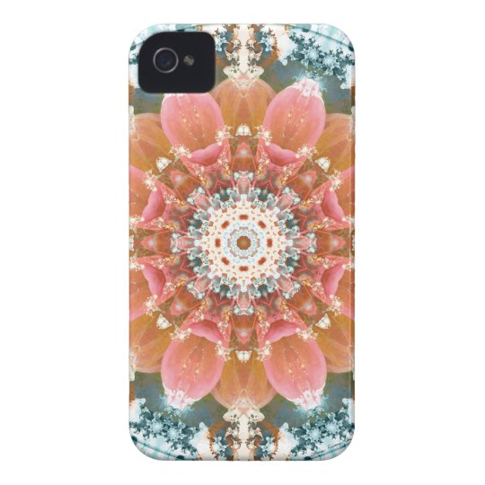 Mandalas from the Heart of Change 9, Gift Items iPhone 4 Case-Mate Case