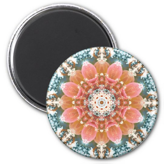 Mandalas from the Heart of Change 9, Gift Items Magnet