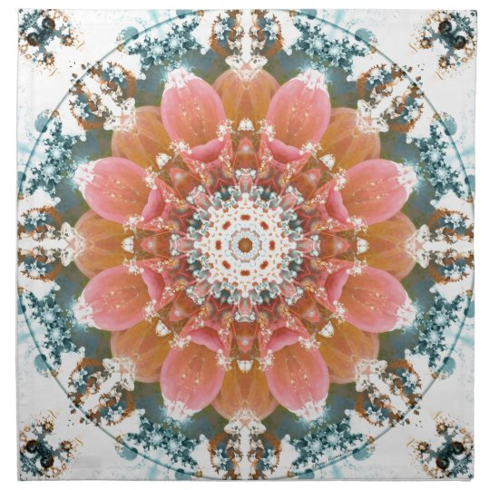 Mandalas from the Heart of Change 9, Gift Items Napkin