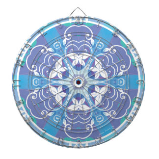 Mandalas from the Heart of Freedom 10 Gifts Dartboard