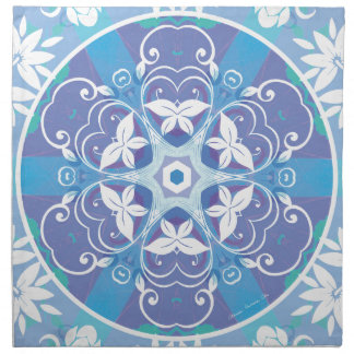 Mandalas from the Heart of Freedom 10 Gifts Napkin
