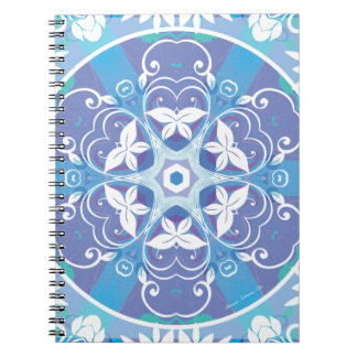 Mandalas from the Heart of Freedom 10 Gifts Notebook