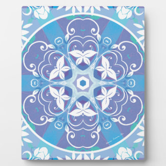 Mandalas from the Heart of Freedom 10 Gifts Plaque