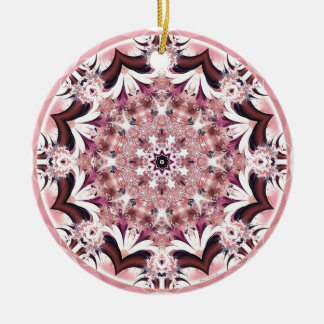 Mandalas from the Heart of Freedom 11 Gifts Ceramic Ornament